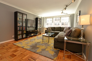 Two bedroom Gem in Luxury Full-time Doorman Building on the UES.
